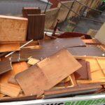 cardboard rubbish removals