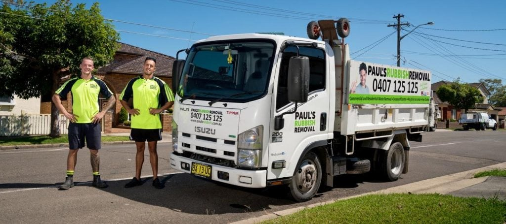 Unwanted Furniture Removal Collection Disposal Sydney