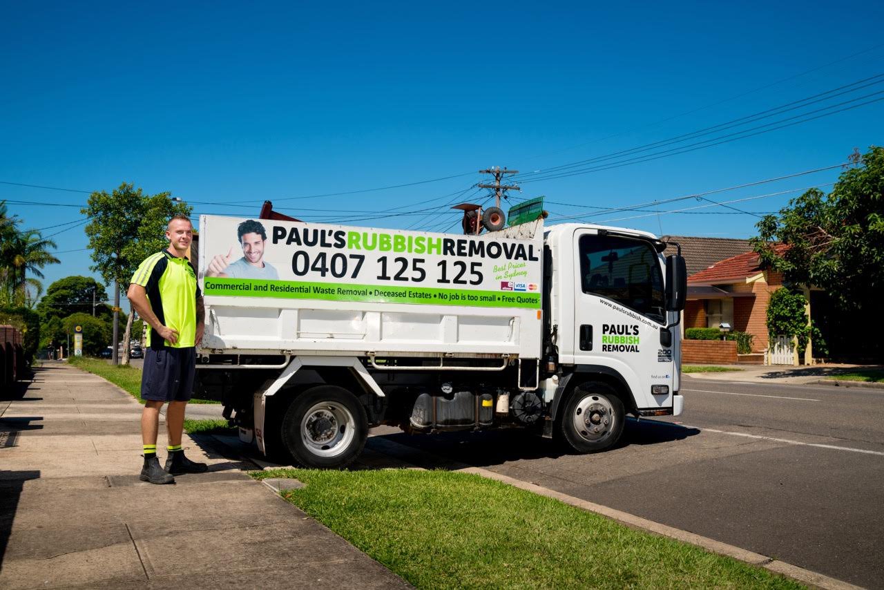 Paul's Rubbish Truck