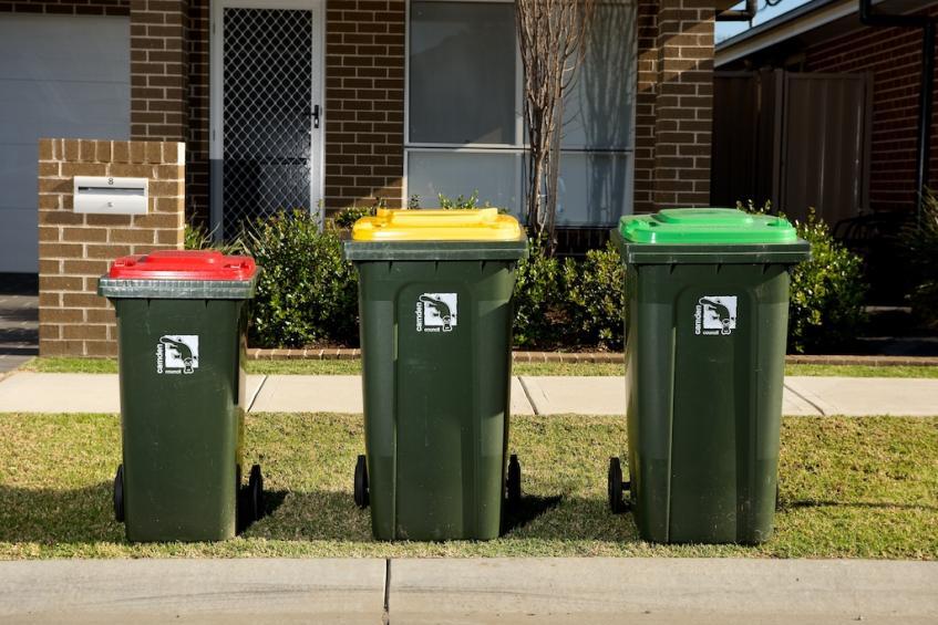 wheelie bins camden council