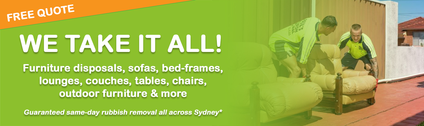 mattress removal in sydney