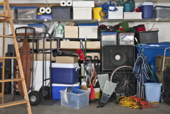 junk storaged