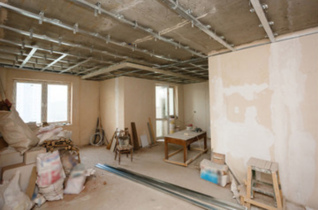 renovation room