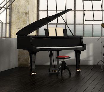 grand piano junk