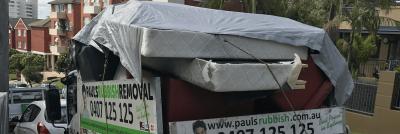 mattress removal
