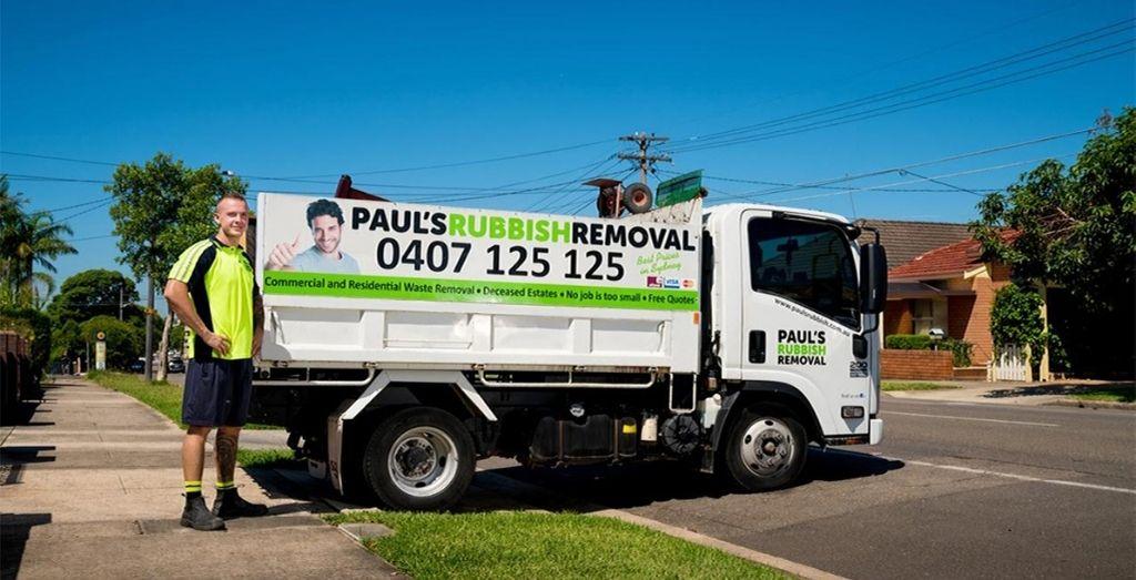 rubbish removal company