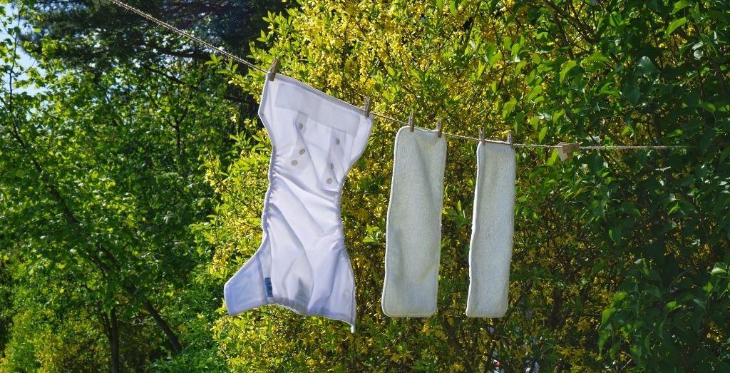 Diaper, Reduce reuse recycle